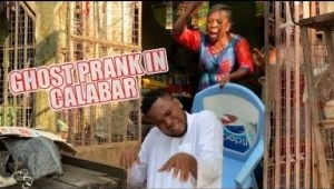 Zfancy Comedy – AFRICAN GHOST PRANK IN CALABAR